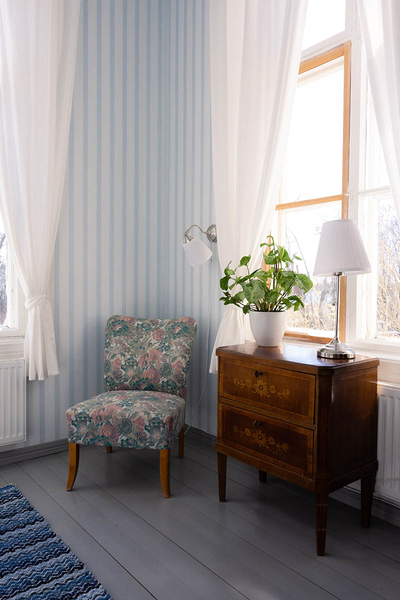 Svens a beautiful room in Hotel Hyppeis Houtskär
